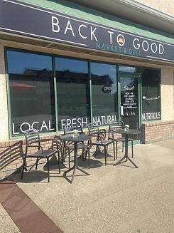 Back to Good Food & Deli Location