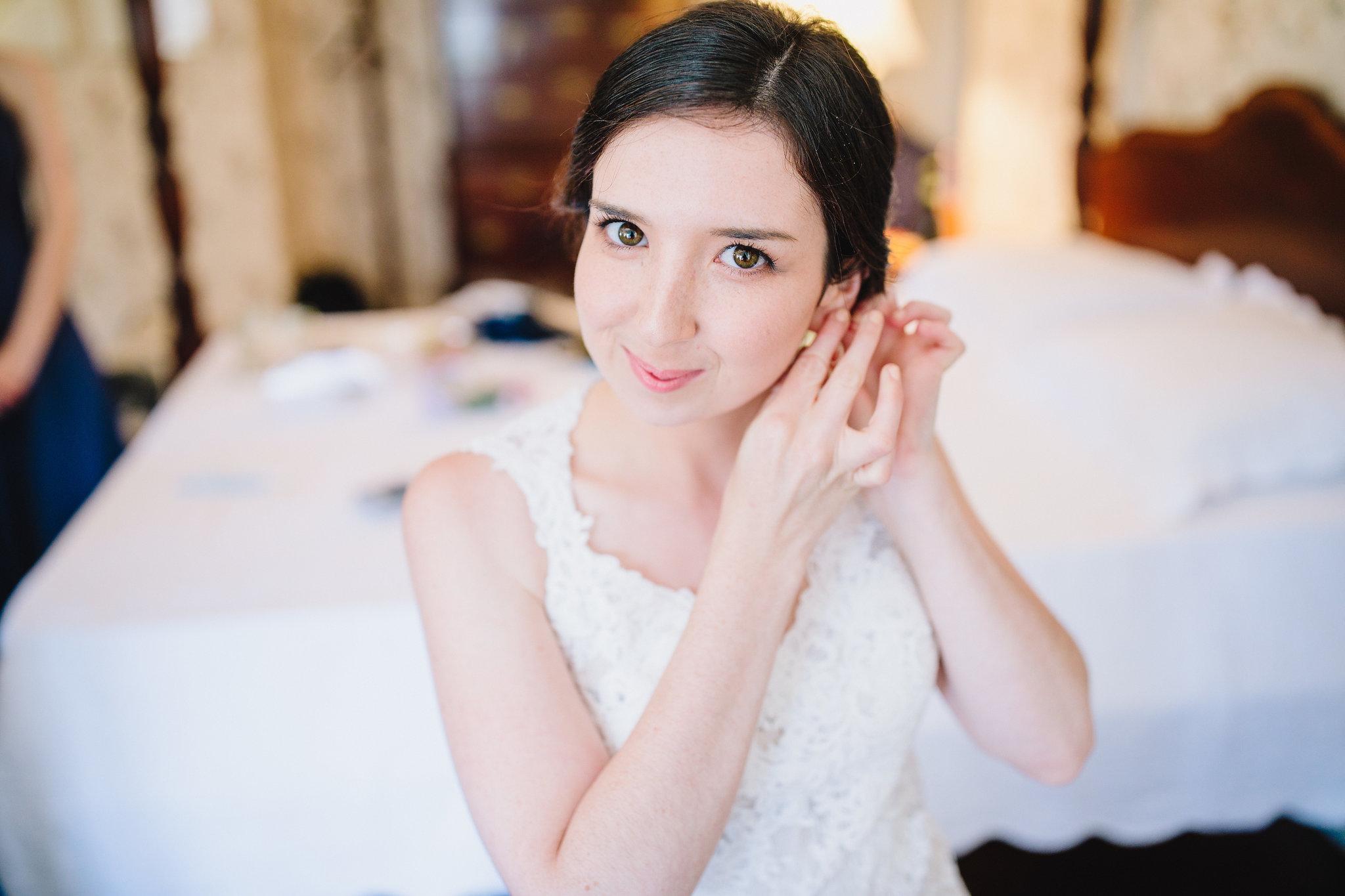 Boston wedding makeup artist