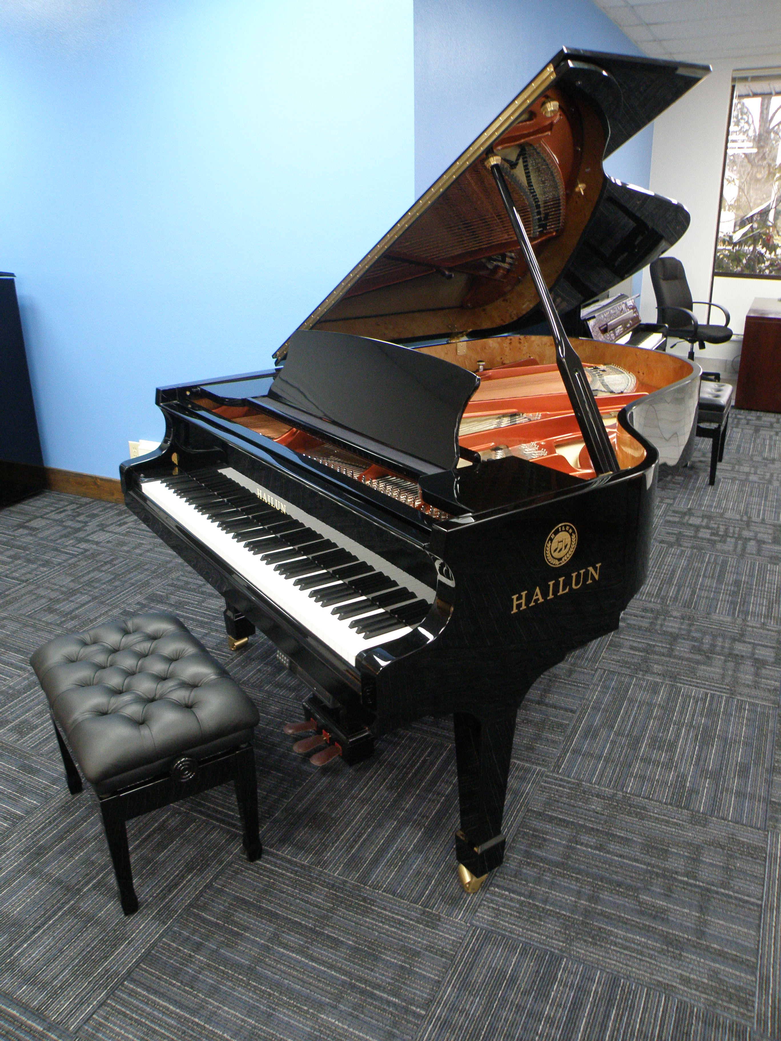 "HAILUN HG-198 6'5"" Grand Piano"