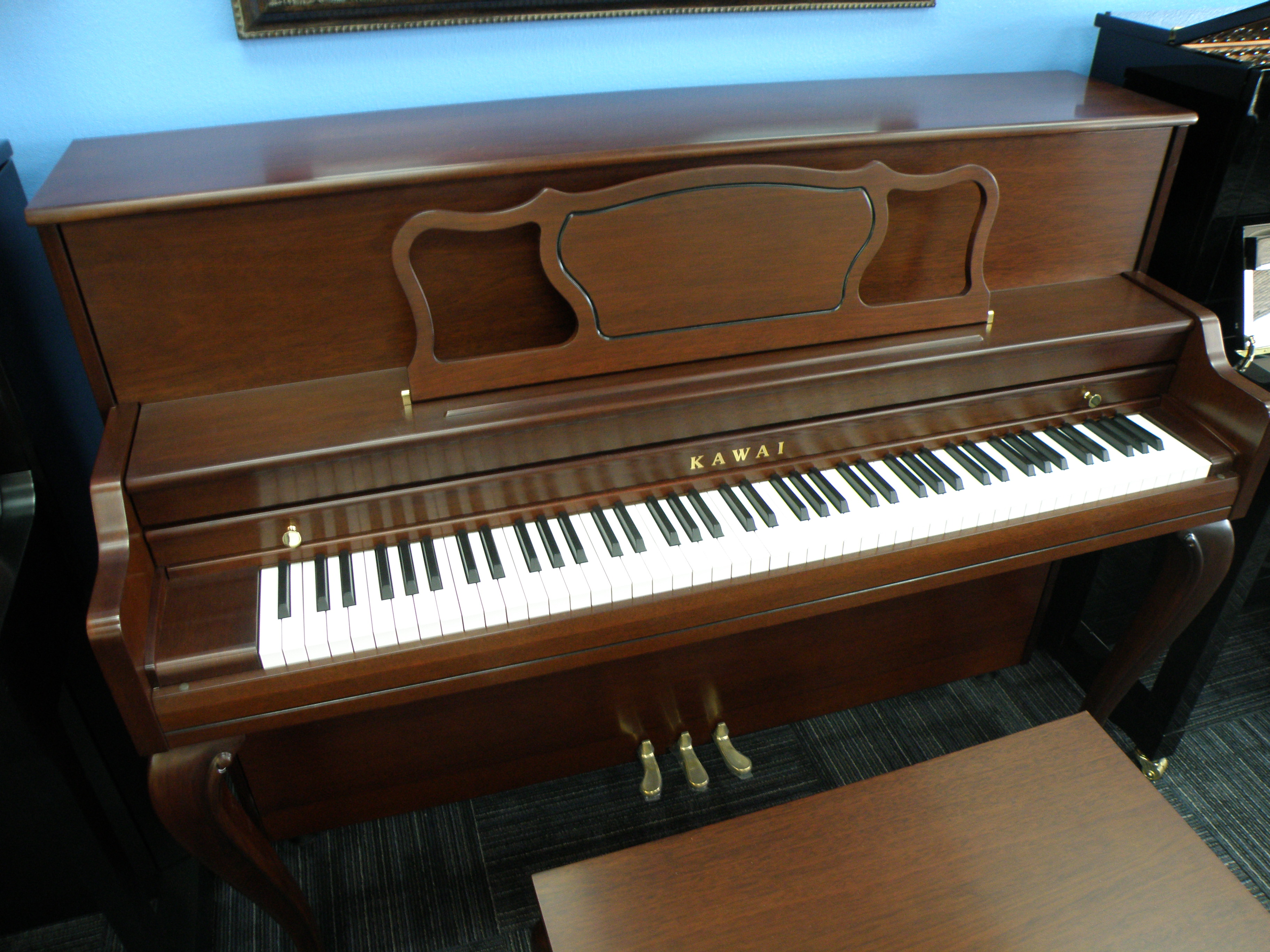 Our Pianos | Ebony & Ivory Pianos LLC