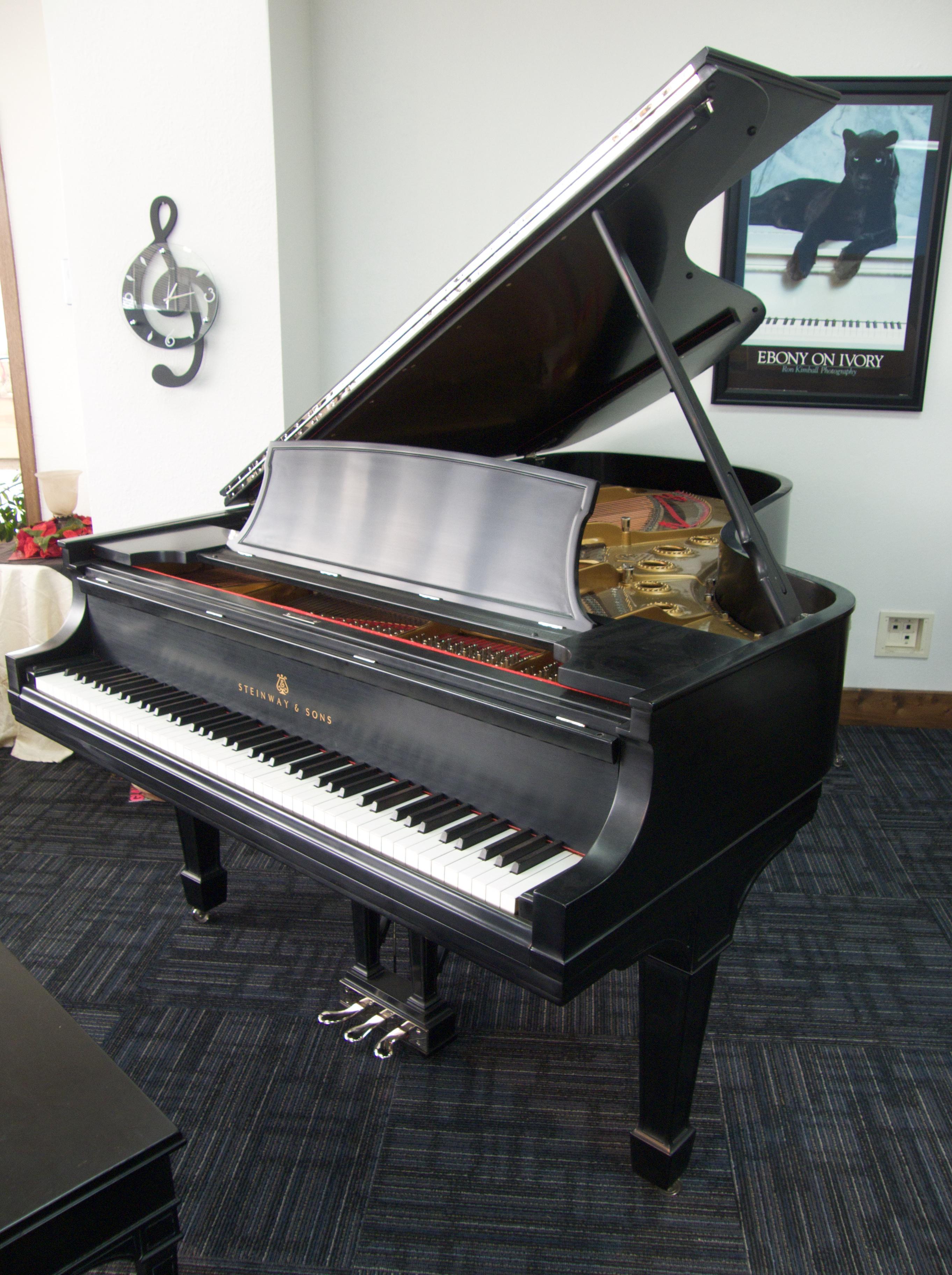 Steinway Model B  $42,250