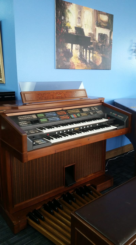 YAMAHA Organ $1985