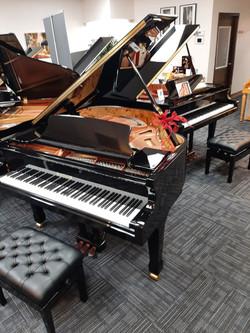 "HAILUN HG151  4'11.5"" Baby Grand Piano"