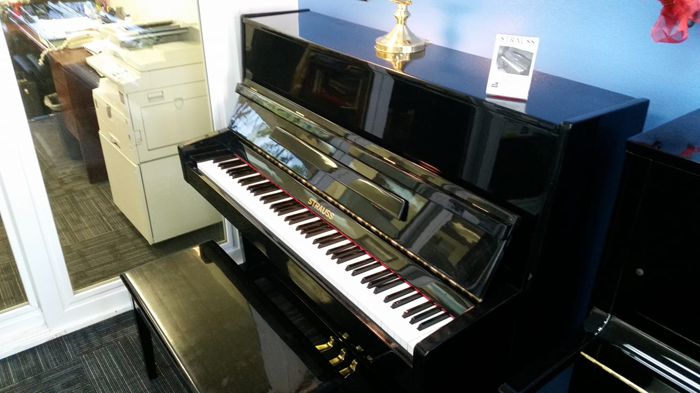 Strauss Upright  SOLD!!