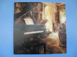 """""""Private Adagio"""" by Shortridge"""
