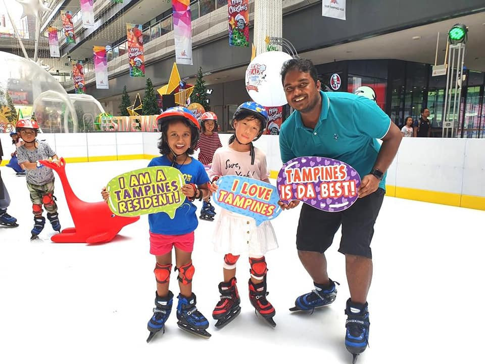 Tampines Residents Enjoyed Their Day!