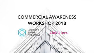 Insights on Commercial Awareness Workshops