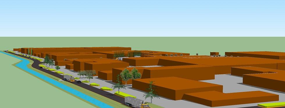 Afkoppeling industrieterrein Zanddonk | Waalwijk