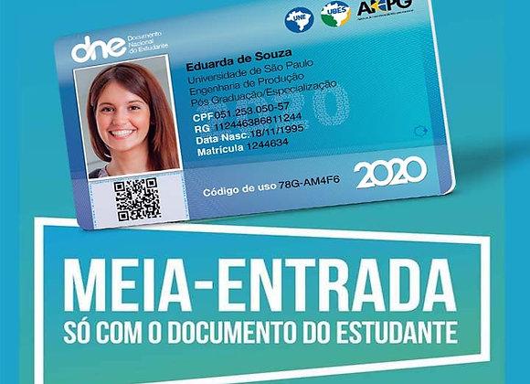 DOCUMENTO NACIONAL DO ESTUDANTE 2020