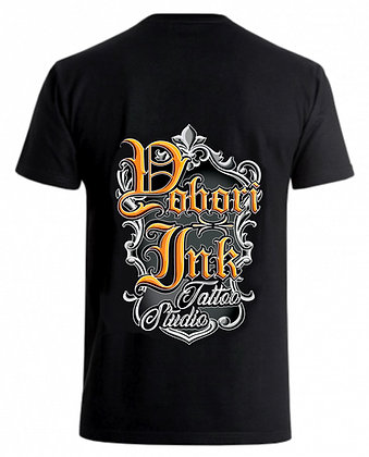 Black/Orange T-Shirt