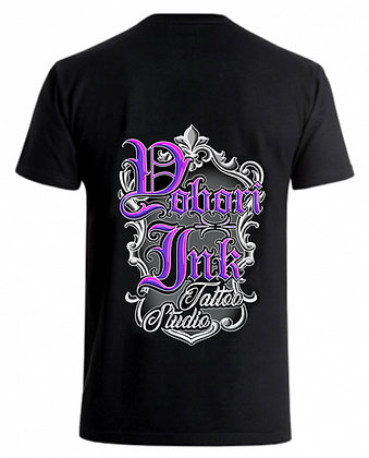Black/Purple T-Shirt