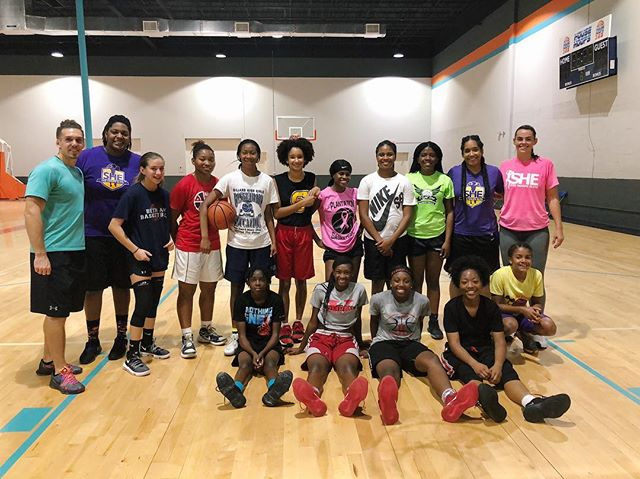 Girls Open Gym with D-Won Open Runs! Our