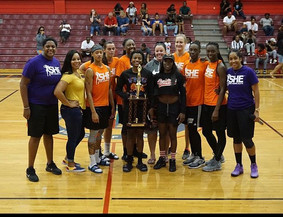 Our 2019 SHE League Runner-Ups are The L