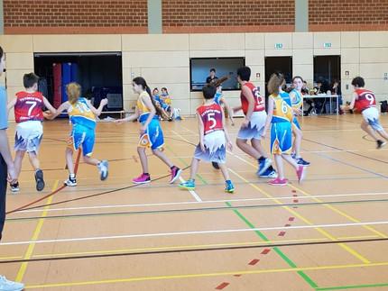 U12 Mädchen erfolgreich in Fürth