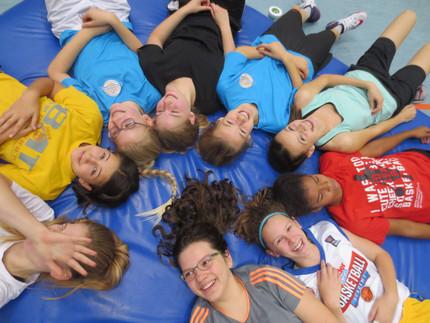 """""""Tag des Basketballs"""" – U15 macht Trainingstag"""