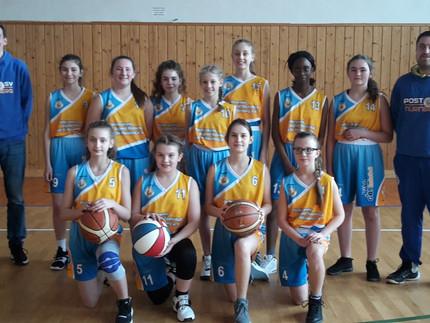 EasterCup in Klatovy erweist sich als wahre Lehrstunde für die U14