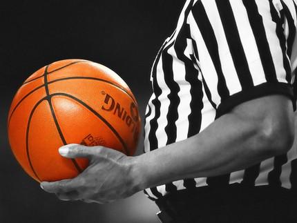 Die Basketballabteilung und MädelsGO!Basketball sucht Verstärkung für ihr Schiedsrichter-Team