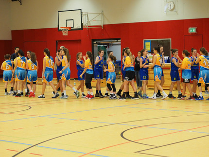 Internationale Jugendbegegnung im Basketball ein voller Erfolg!