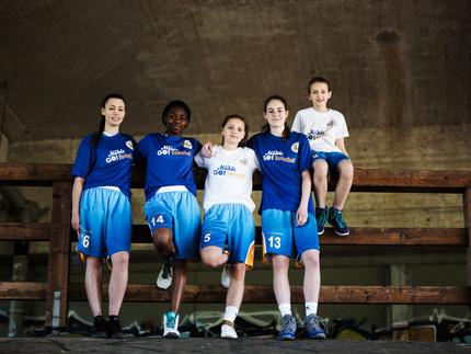 FSJ Projekt - MädelsGO!Basketball Website