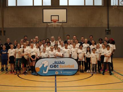 MädelsGO!Basketball Skillz-Camp 2018