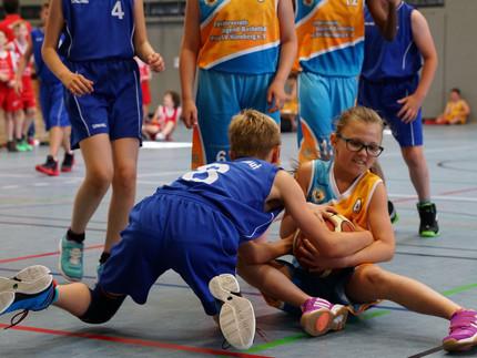 MädelsGo!Basketball Schul-AGs feiern Sasionabschluss