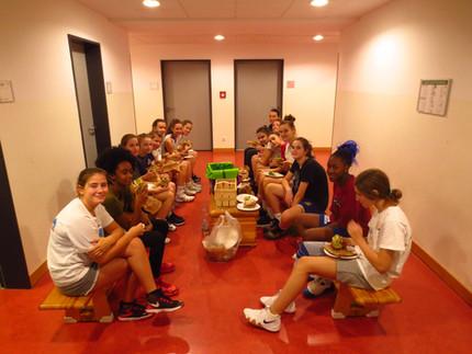 Skopje Tag 3: Viel Basketball und Handball als Sahnehäubchen
