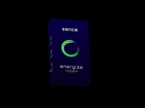 ZENCE ENERGIZE - FRESH EUCALYPTUS SCENT