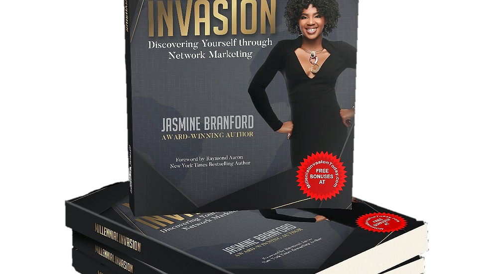 Millennial Invasion Book