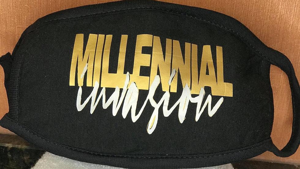 Millennial Invasion Mask