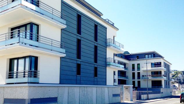 Résidence La Fée des Mers - 38 logements