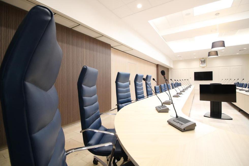 Mairie du Tréport - Salle du conseil