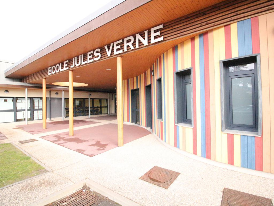 École Jules Verne - Le Crotoy