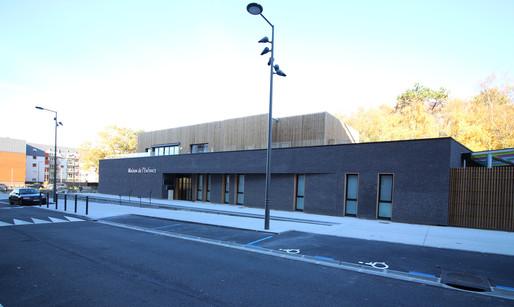 Maison de l'Enfance - Neuville-lès-Dieppe