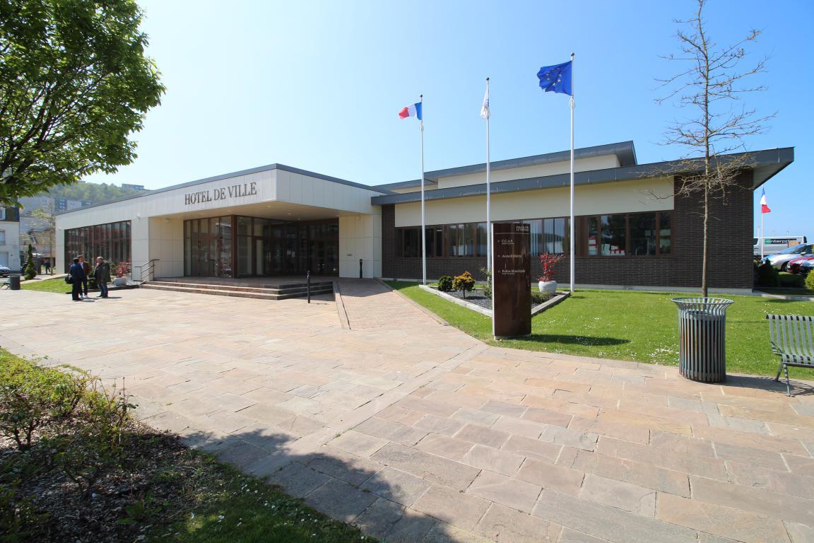 Mairie du Tréport