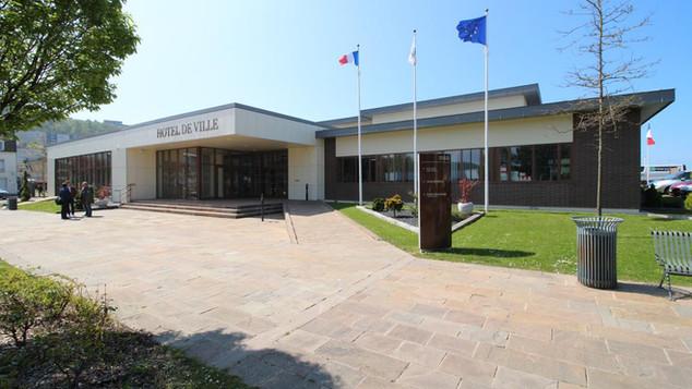 Réhabilitation - Hôtel de ville