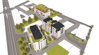 Résidence Rondeaux - 135 logements