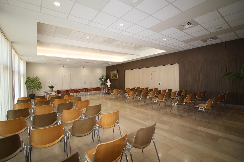 Mairie du Tréport - Salle des célébrations