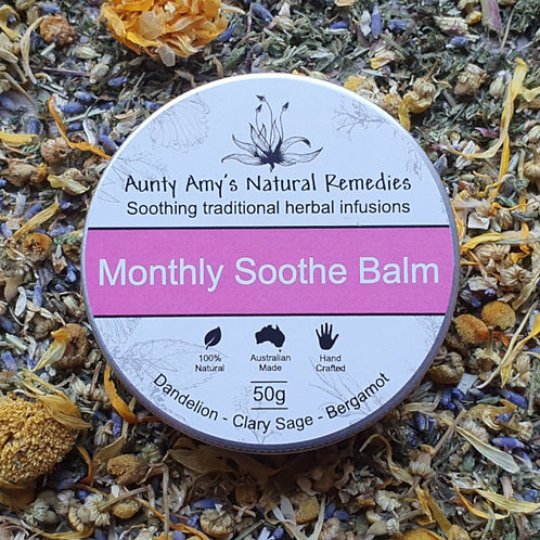 Monthly Soothe Balm