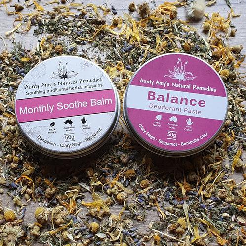 Balance Pack