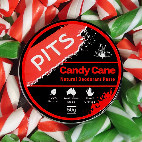 Pits Candy Cane Deodorant