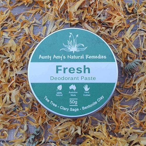 Fresh Deodorant Paste