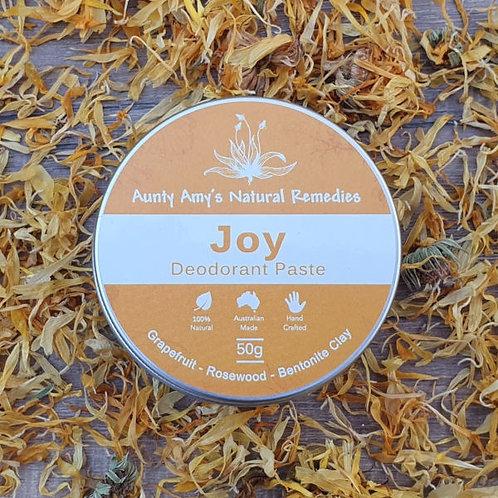 Joy Deodorant Paste
