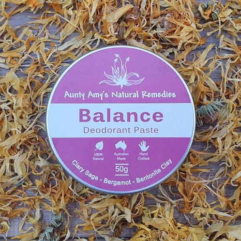 Balance Deodorant Paste