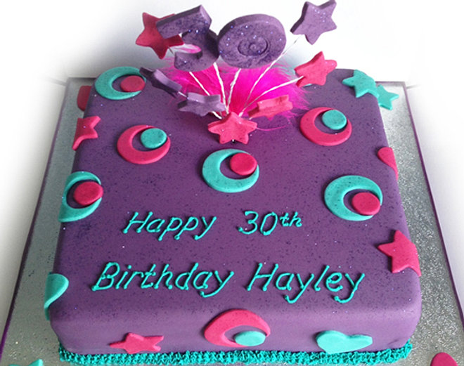 Sweet Cheeks Cake Design bespoke cake makers Watford