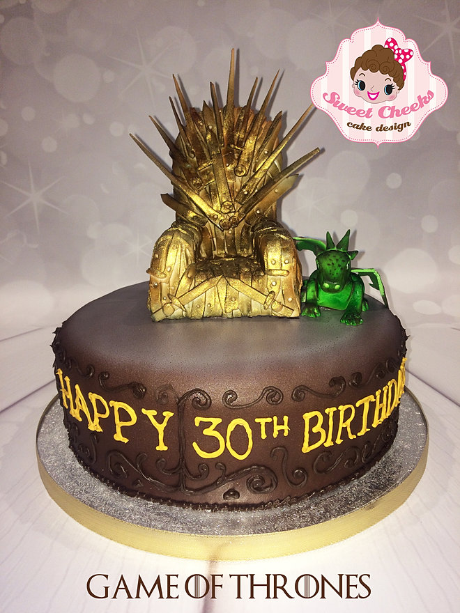 Sweet Cheeks Cake Design bespoke cake makers Watford