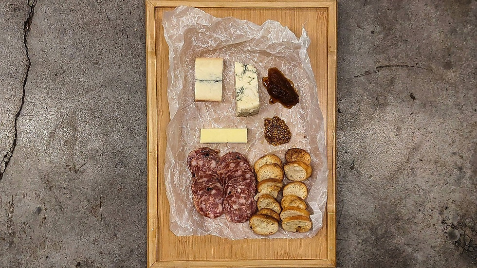 Cheese & Charcuterie Pack