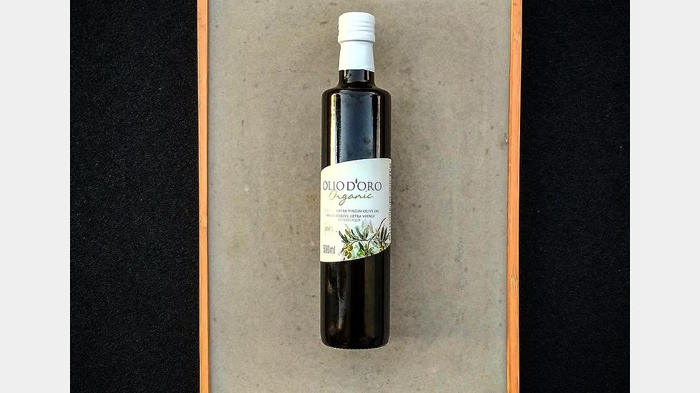 Olio D'oro Organic Olive Oil