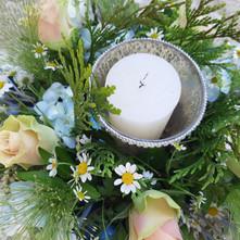 centro floral velatorio funeral