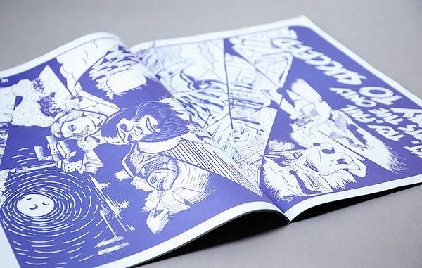 Comic periódico
