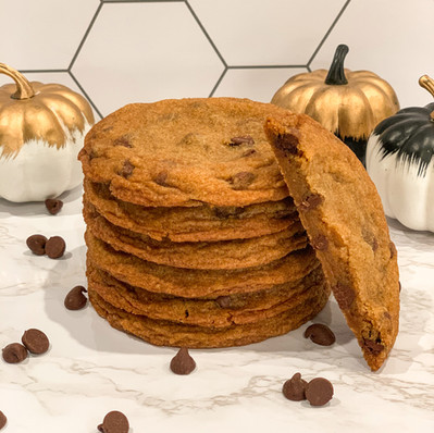 Brown Butter Pumpkin Chocolate Chip (Seasonal)